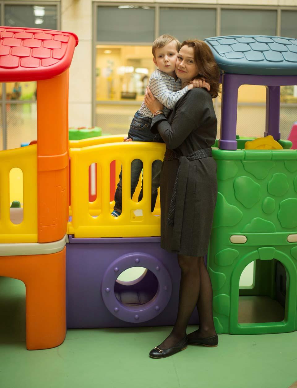 """В больнице """"Левинштейн"""" все устроено так, чтобы ребенок быстрее восстанавливался после травмы. Фото: Юваль Хен"""