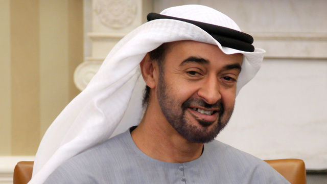 Muhammad bin Zayed al-Nahyan (Photo: AP)