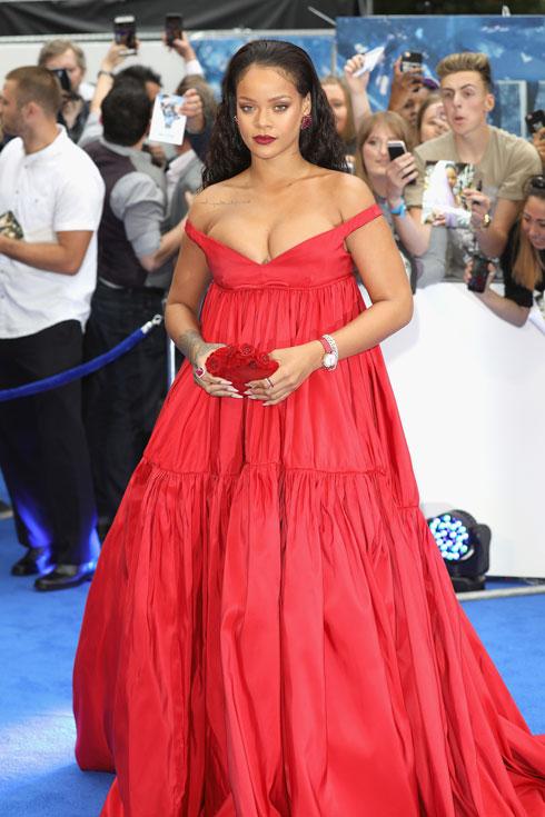 בגיל 30, ריהאנה נותנת בראש לטרור הרזון. לחצו על התמונה לכתבה המלאה (צילום: Gettyimages)