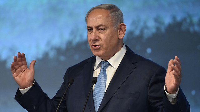 Netanyahu. How is it possible that his close associates allegedly made a profit from Israel's most important security purchase and he didn't know about it? (Photo: AFP)