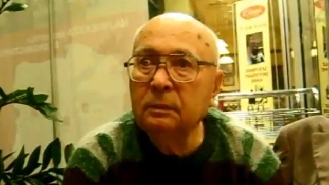 Arkady Weisspapier (Photo: Alan Heath/Youtube)