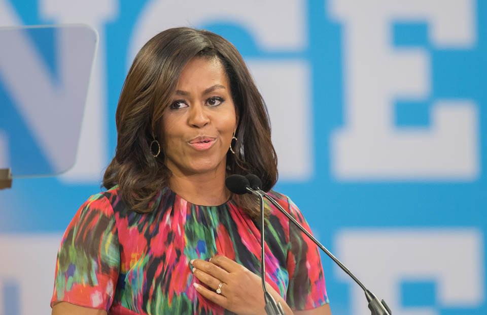 Мишель Обама. Фото: shutterstock.com