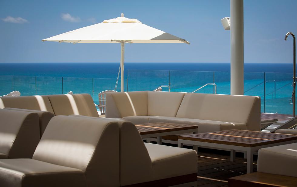 קו ראשון לים: מלון ווסט לגון ריזורט (צילום: ווסט לגון ריזורט)