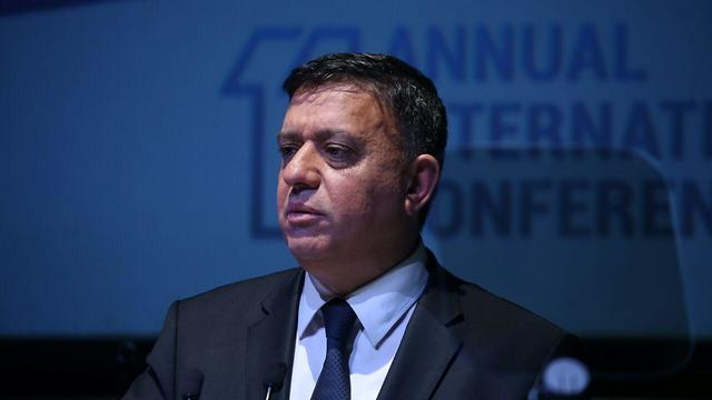 Labor Party Chairman Gabbay  (Photo: Motti Kimchi)