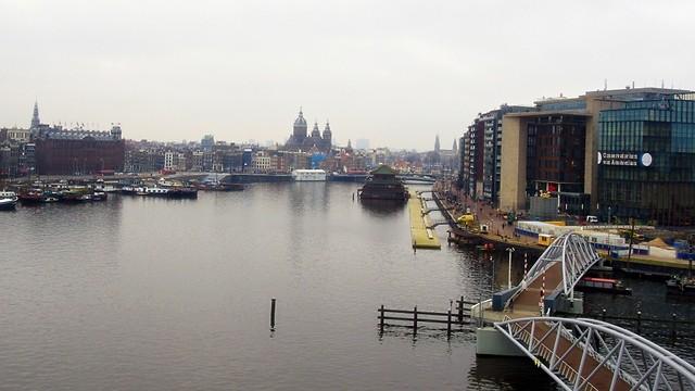 יפה גם בחורף: אמסטרדם (צילום: עידן חמו) (צילום: עידן חמו)