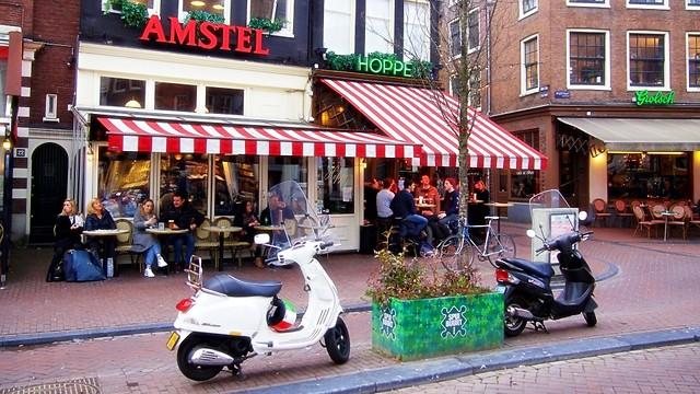מתברגת גבוה לכל הרשימות השנה: אמסטרדם (צילום: עידן חמו)