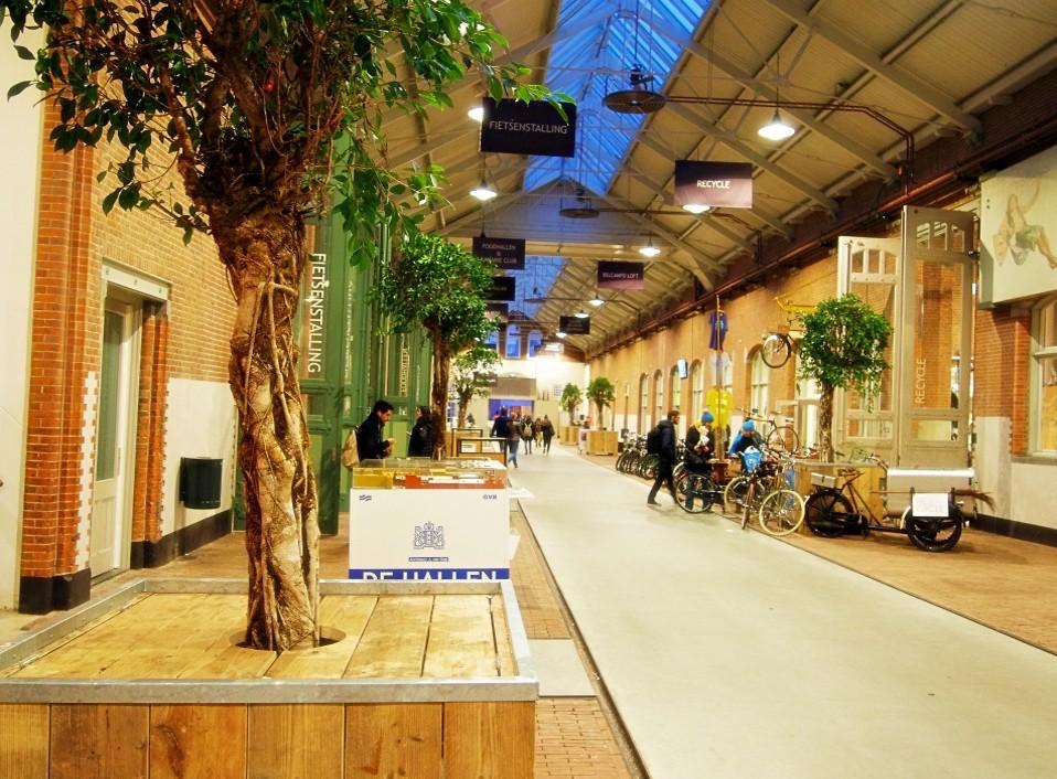 שוק האוכל Foodhallen (צילום: עידן חמו)