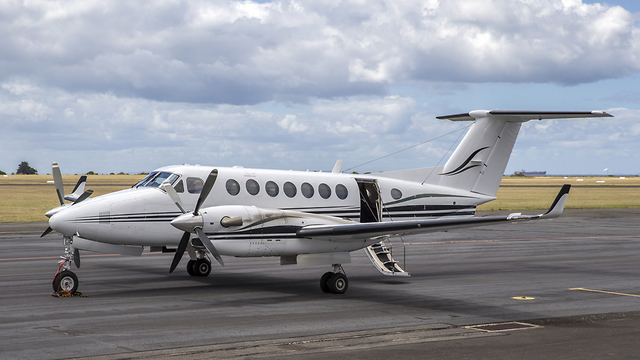 Beechcraft King Air. Фото: shutterstock