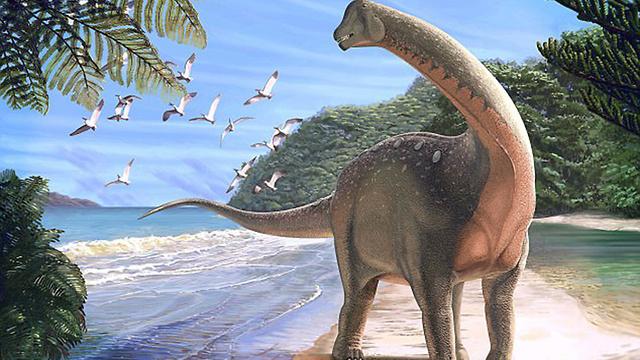 מנסורזאורוס ()