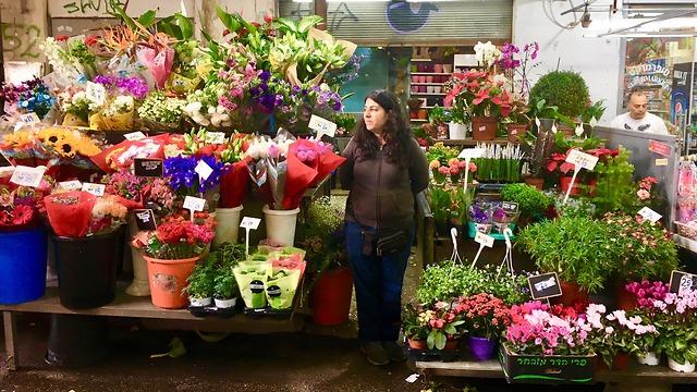 פרחים רבותיי, פרחים (צילום: יעל לרנר) (צילום: יעל לרנר)