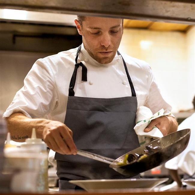 שף דיוויד פרנקל (צילום: תמוז רחמן)