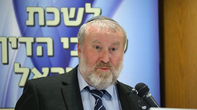 AG Mandelblit (Photo: Motti Kimchi)