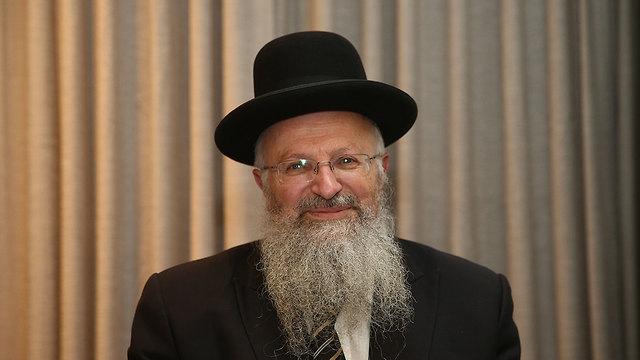 Rabbi Shmuel Eliyahu,