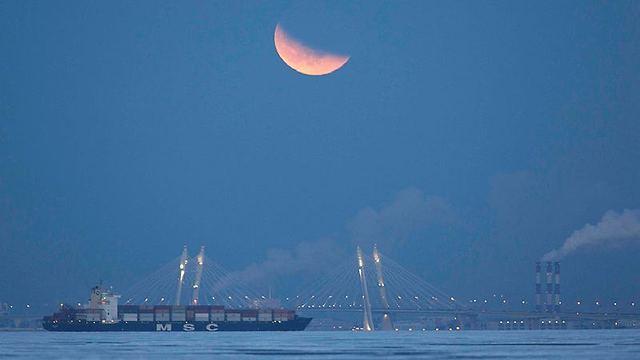 סנט פטרסבורג (צילום: רויטרס)