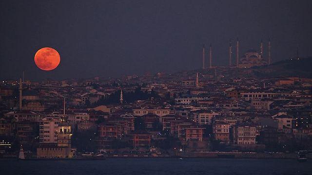 איסטנבול (צילום: AP)