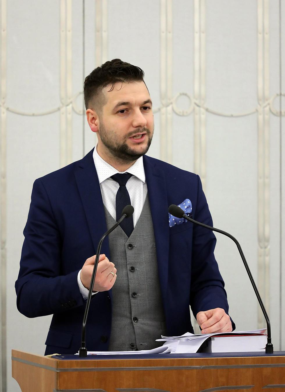 Polish Deputy Justice Minister Patryk Jaki (Photo: EPA)