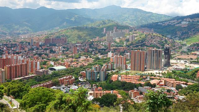 מדיין, קולומביה (צילום: שאטרסטוק) (צילום: שאטרסטוק)