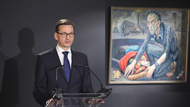 Polish Prime Minister Morawiecki (Photo: EPA)