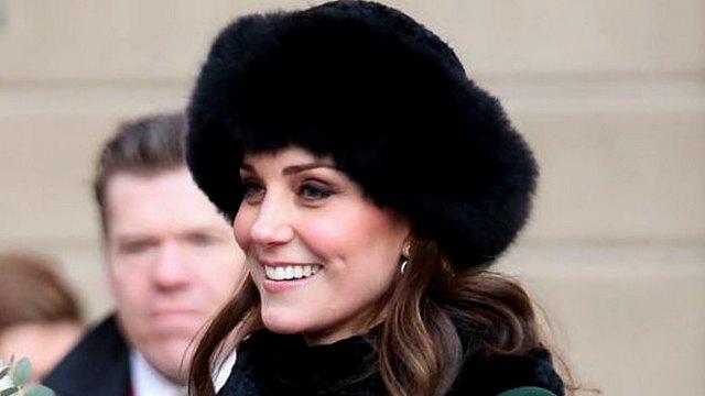הדוכסית מקיימברידג', קייט מידלטון. לא תצטרף לביקור (צילום: gettyimages) (צילום: gettyimages)