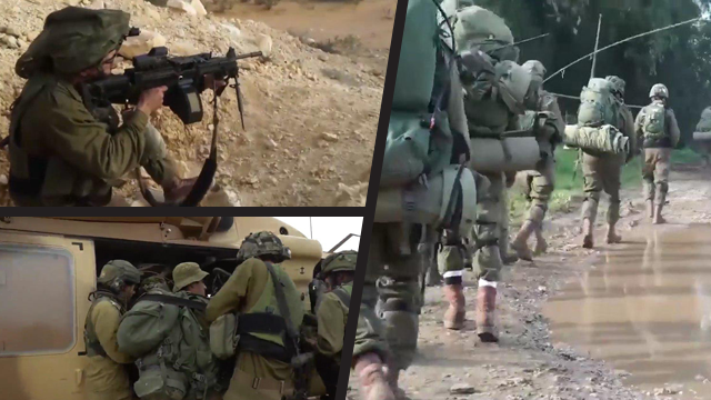 (Photo: IDF Spokesmans unit)