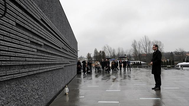 Morawiecki visits Ulma Family Museum of Poles Saving Jews in Markowa  (Photo: Reuters)