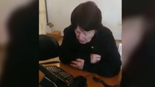 Holocaust survivor Miriam Indig was distraught at Eretz Nehederet's sketch