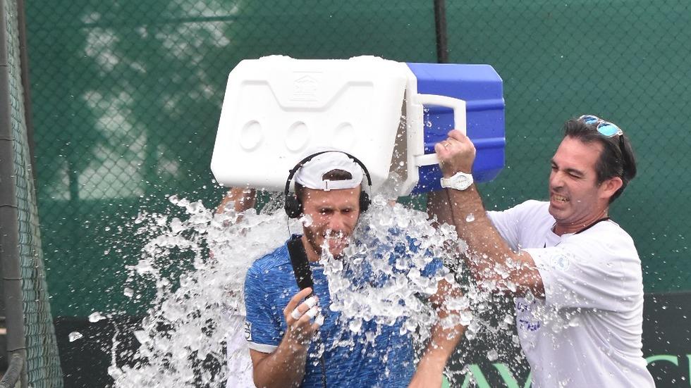 צילום: עופרה פרידמן, איגוד הטניס