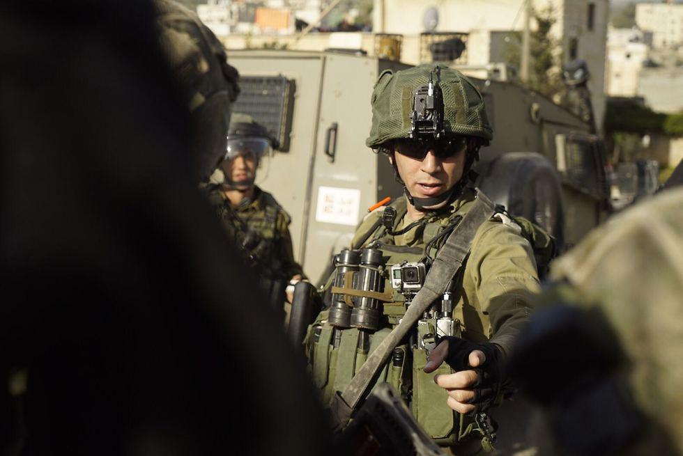 (Photo: IDF Spokesman's Office)