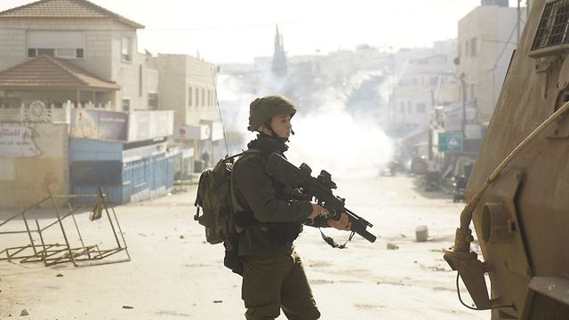 The hunt for Jarrar concluded Tuesday (Photo: IDF Spokesperson's Unit)