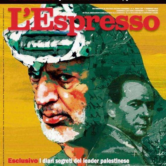 L'espresso's cover