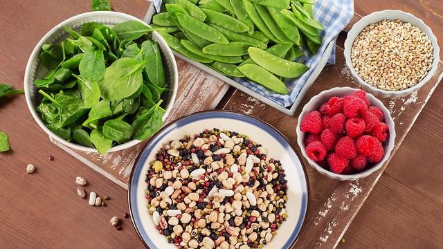 יותר סיבים תזונתיים - פחות סיכון לחלות בסרטן (צילום: shutterstock) (צילום: shutterstock)