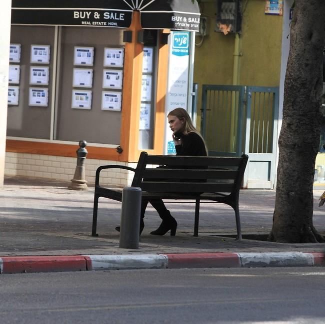 מחכה (צילום: מוטי לבטון)