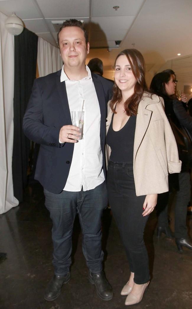 היוש. דורון הרמן ודנה נחום (צילום: ענת מוסברג)