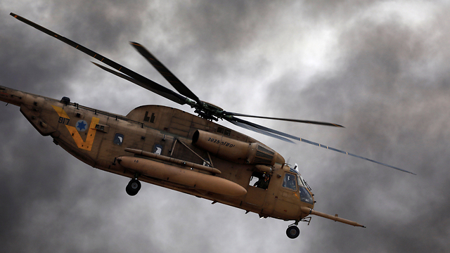 Sikorsky CH-53 Sea Stallion (Photo: Reuters)