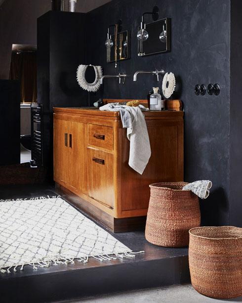 אנחנו רגילים לשטיחים ברבריים בסלון, אך למה לא גם כך? הצעה של גלוריה מונדי