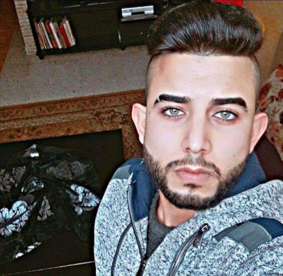 The terrorist, Abed al-Karim