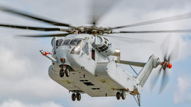 "Sikorsky CH-53K (""Супер-Ясур""). Фото: Sikorsky-Lockheed Martin"