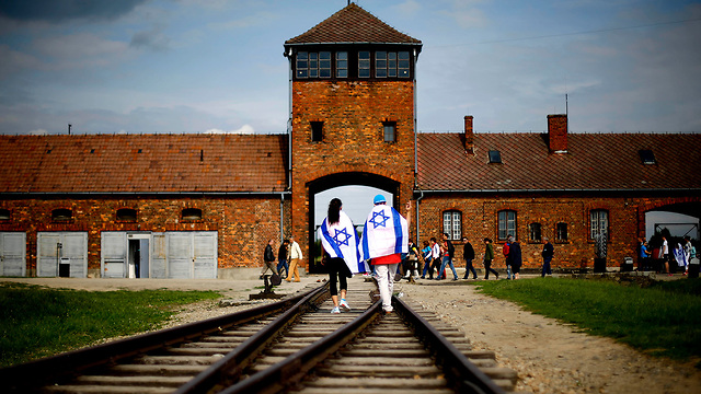 Auschwitz-Birkenau  (Photo: AP)