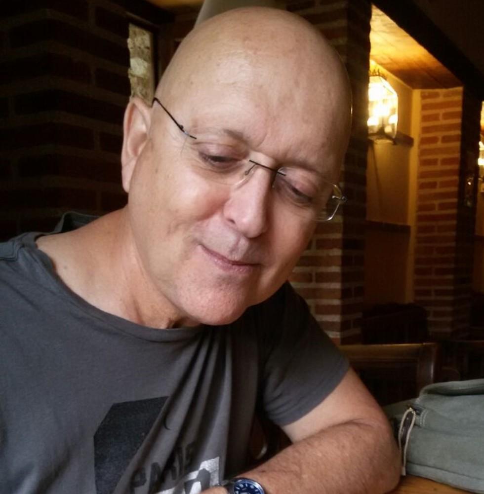 """הרופאים נתנו ליהודה שנה לחיות: """"שמן קנאביס ריפא לי את הסרטן"""" 83313340991589801001no"""