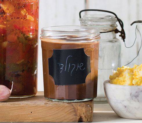 ממרח שוקולד (צילום: בועז לביא, סגנון: נעה קנריק)