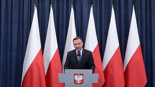 Polish President Andrzej Duda (Photo: Reuters)