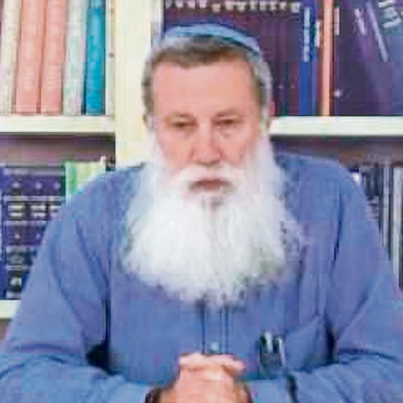 Rabbi Kelner. 'Women's spiritual abilities are limited'