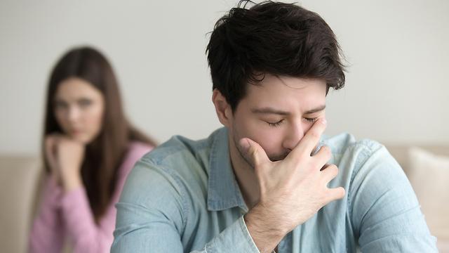 היא לא מוכנה להתגמש בכלום. אני מותש (צילום: Shutterstock) (צילום: Shutterstock)