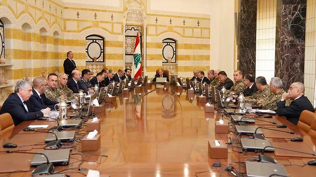Lebanon's Higher Defense Council