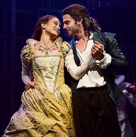 """גד ב""""שייקספיר מאוהב"""""""
