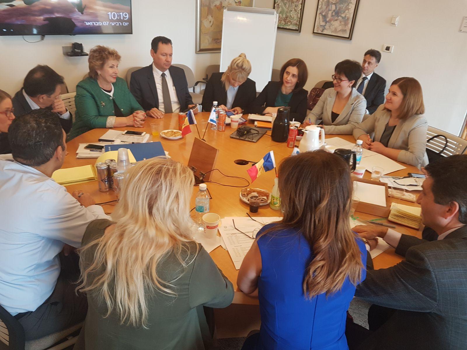 Пенсии из Молдовы: о чем договариваются Иерусалим с Кишиневом