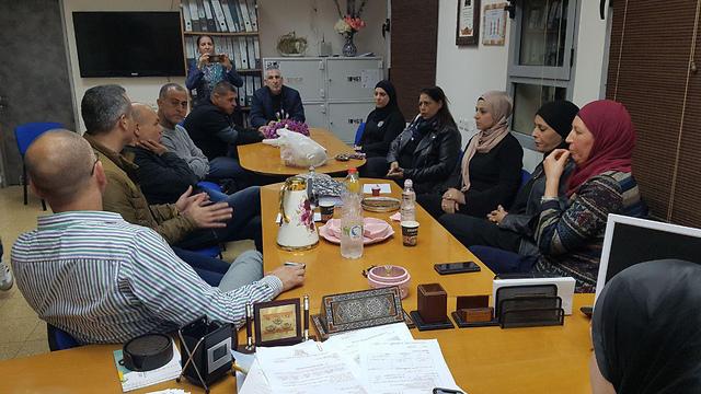 Le comité des parents s'est réuni après l'événement