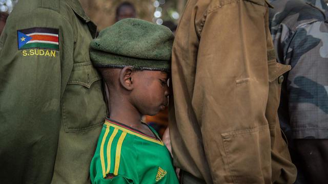 כ-400 אלף הרוגים. מלחמת האזרחים בדרום סודן (צילום: AFP) (צילום: AFP)
