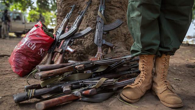 Южный Судан. Фото: AFP