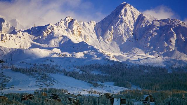 גלישה אחד-על-אחד. סקי פס לשבוע (צילום: האתר הרשמי)